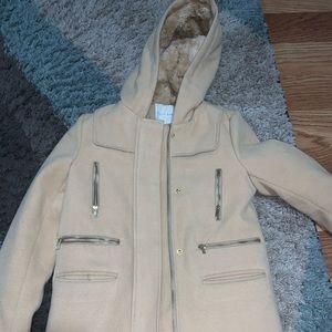 Copper key winter coat